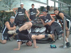 Too Funky 1998