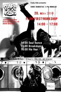 Flyer Flowfirst Workshop